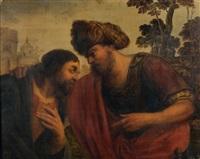 le retour du fils prodigue? by aert de gelder