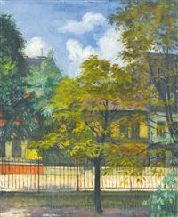 garden detail by istván réti