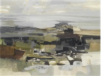 bloody foreland, donegal by george campbell