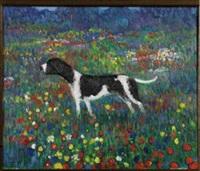 cane da caccia by ettore fico