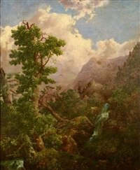 landscape by william louis sonntag