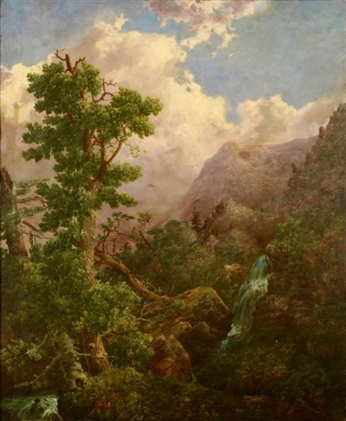 landscape by william louis sonntag