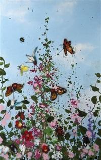 butterflies 1 by xenz