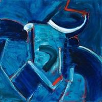 blauer tag by veit hofmann