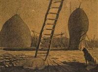 il cane e la scala by benvenuto benvenuti