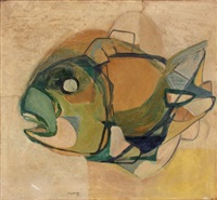 poisson by dora tuynman