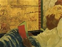 la lecture au lit by alix aymé
