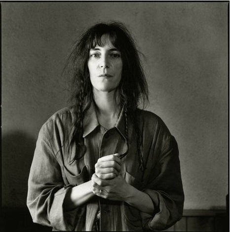 patti smith new york by andrew catlin