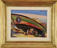 barco em seco (póvoa) by eduardo viana