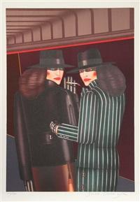 la couple by shimon okshteyn