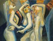 la danse des femmes by ruben camacho