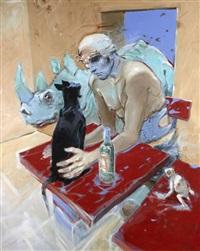 bleu sang by enki bilal