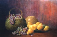 grapes and pears by leonard woodruff