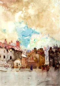 edinburgh castle by james watterston herald