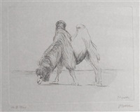 dromedary by henry moore
