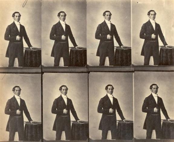 Portrait Pour Cartes De Visite Alphonse Giroux By Andr Adolphe Eugne Disdri