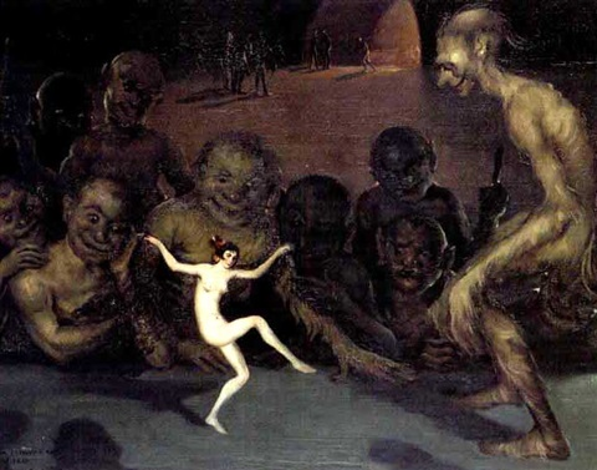 una espagnola en el infierno by daniel sabater y salabert