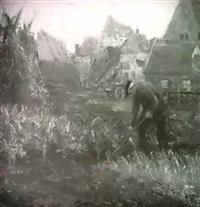 the belgian gardener by stelios miliadis