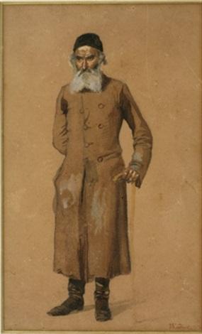 russen jew by mikhail petrovich baron klodt von jurgensburg