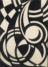ontwerp voor beiaardspel van jef denyn by jos leonard