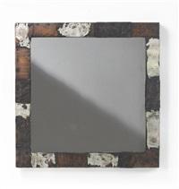 mirror, model pe17 by paul evans