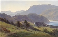 partie am wolfgang see by karl franz emanuel haunold