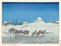 agra; and isogo (2 works) by charles william bartlett