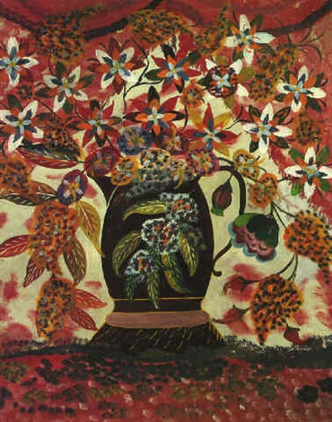 nature morte by hector hyppolite