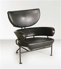 poltrona pl19 by franca helg and franco albini