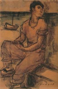 pescador by ramon senabré