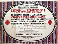 l'hopital des réformés - neuilly neuilly sur seine (hauts de seine) 56 bd nortier cs paris 1 by georges dorival