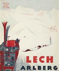 lech arlberg by frey