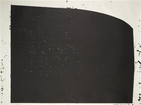 back to black by richard serra