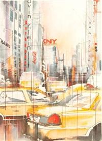 nyc 42 by patrick pichon