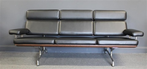 Ray Eames Sofa By Herman Miller