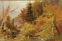 the autumn by george herbert mccord