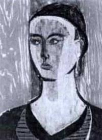 pikeportratt by paul rené gauguin