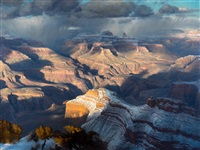 grand canyon by curt walters