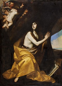 maddalena penitente by francesco de rosa