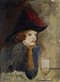 au cafe by louis abel-truchet