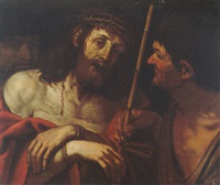 the mocking of christ by gioacchino assereto