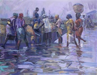 the waterside (market series) by edosa ogiugo