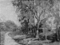 house on the lane by henry bill selden