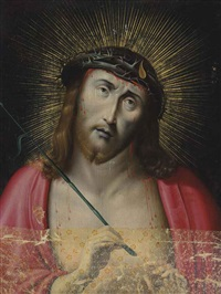 ecce homo by dieric bouts the elder