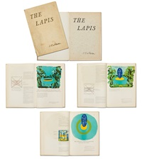 the lapis (5 works) by irene rice pereira