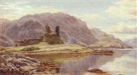 eilean donan, loch duch by john james bannatyne
