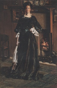 aileen by francis henry newbery