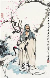 人物 by xiao he