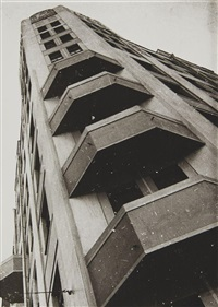 mosselprom-gebäude / mosselprom building, moscow by alexander rodchenko