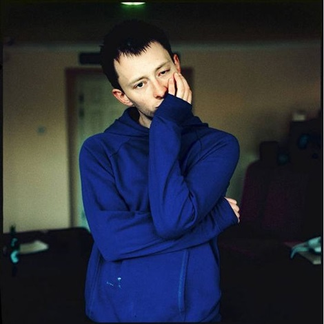 thom yorke london by andrew catlin